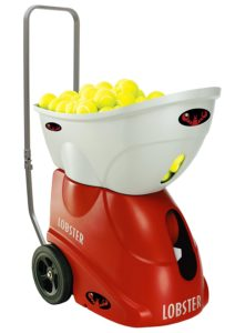 top tennis ball machine