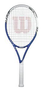 wilson four bix tennis racquet