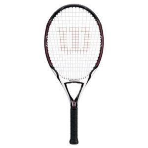top tennis racket