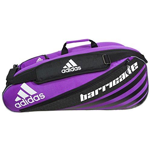 1eb0f1bed175 Best 6 Racquet Tennis Bag  Adidas Barricade IV Tour 6 Racquet Bag