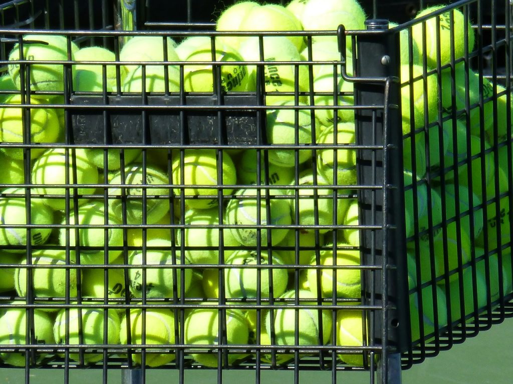 Photo of How Tennis Ball Machines Work