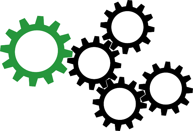 5 machine cogs