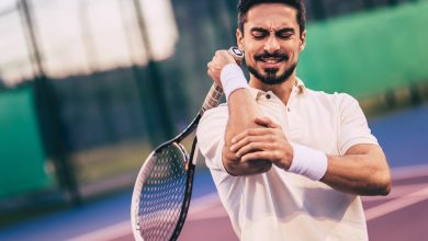 Photo of How to Choose an Arm Friendly Tennis Racquet for Sufferers of Tennis Elbow